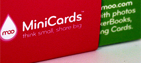 Minicards package